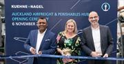 Kuehne + Nagel khai trương trung tâm logistics tại Auckland (New Zealand)