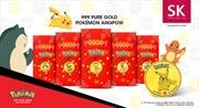 Bộ sưu tập trang sức SK Pokémon của SK Jewellery Group chào đón năm con Chuột (Canh Tý)