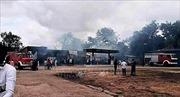 Nổ khí gas ở Nigeria, 35 người chết