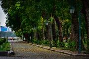 Hàng loạt công viên ở Hà Nội đóng cửa phòng chống dịch COVID-19