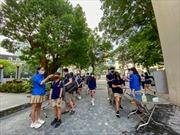 Hà Nội: Mới có 90% học sinh đến trường trong ngày đầu đi học trở lại