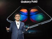 Samsung tiết lộ thông số kỹ thuật của điện thoại gập Galaxy Fold