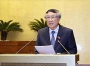 Tòa án nhân dân tối cao tổ chức lấy ý kiến về dự thảo Luật hòa giải, đối thoại tại Tòa án