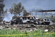 Nổ pháo hoa khiến 5 người thương vong ở Mexico