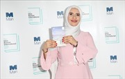 Giải văn học Man Booker Quốc tế lần đầu tiên được trao cho một nhà văn người Arab