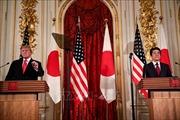 Tổng thống Mỹ thăm Nhật Bản: Nồng ấm trong bất đồng