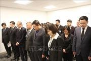 Phái đoàn Đại diện thường trực Việt Nam tại Liên hợp quốc tổ chức Lễ viếng nguyên Chủ tịch nước Lê Đức Anh
