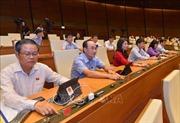 Thông cáo số 16, Kỳ họp thứ 7, Quốc hội khóa XIV