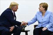 Tổng thống Mỹ ca ngợi quan hệ thương mại với Đức tại Hội nghị G20