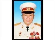 Đồng chí Thiếu tướng Nguyễn Đồng Thoại từ trần