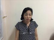 Bắt giữ đối tượng vận chuyển heroin bằng xe taxi tại chân cầu vượt Thanh Trì, Hà Nội