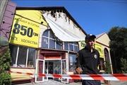 Cháy khách sạn tại Odessa, ít nhất 18 người thương vong