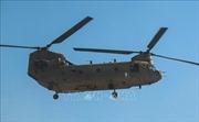 Quân đội Mỹ đình chỉ hoạt động của máy bay tại Iraq