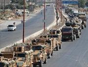 Thổ Nhĩ Kỳ xác nhận đưa xe quân sự tới Idlib ở Syria