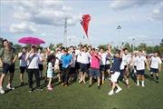 Giải bóng đá đầu tiên của người Việt tại châu Âu