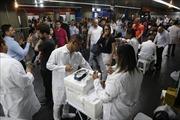 Brazil cảnh báo bùng phát dịch sởi
