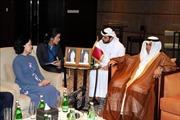 Việt Nam luôn coi trọng và mong muốn thúc đẩy quan hệ hữu nghị với Qatar
