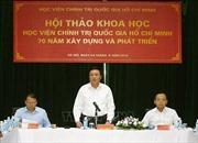 Học viện Chính trị quốc gia Hồ Chí Minh - 70 năm xây dựng và phát triển