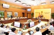 Ngày 9/9, khai mạc Phiên họp thứ 37 của Ủy ban Thường vụ Quốc hội khóa XIV