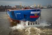 Nga chuẩn bị vận hành thử nghiệm tàu phá băng nguyên tử lớn nhất thế giới