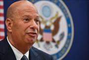Đại sứ Mỹ tại EU bị chất vấn liên quan cuộc điều tra luận tội Tổng thống D.Trump