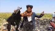 Lực lượng Houthi bắn hạ một máy bay không người lái gần biên giới Saudi Arabia