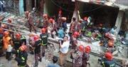 Nổ đường ống dẫn khí đốt tại Bangladesh, ít nhất 39 người thương vong