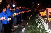 Đà Nẵng tưởng niệm các nạn nhân tử vong do tai nạn giao thông