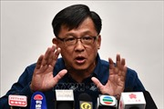 Một nhà lập pháp Hong Kong bị tấn công bằng dao