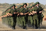 Ấn Độ, Nga chuẩn bị tập trận chung