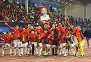 Bóng đá Việt Nam hướng tới mục tiêu World Cup 2026