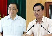 Bộ Chính trị thi hành kỷ luật cảnh cáo đối với đồng chí Hoàng Trung Hải và khiển trách đối với đồng chí Triệu Tài Vinh