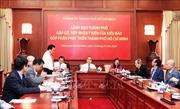 Lãnh đạo TP Hồ Chí Minh tiếp thu ý kiến đóng góp xây dựng từ kiều bào