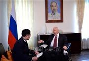 Gìn giữ quan hệ truyền thống, hữu nghị Nga-Việt Nam