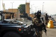 Nhiều rocket bắn vào khu vực gần đại sứ quán Mỹ ở Iraq