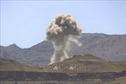 Liên quân Arab không kích 2 tỉnh ở Yemen