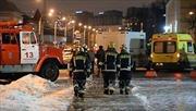 Nổ khí ga tại một quán cà phê, 22 người bị thương