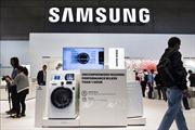 Samsung dàn xếp vụ kiện máy giặt bị bung nắp tại Mỹ