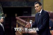 Thủ tướng Tây Ban Nha kêu gọi giải tán Quốc hội để bầu cử sớm vào tháng 4