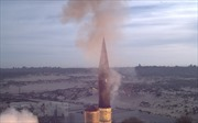 Israel tuyên bố thử nghiệm thành công hệ thống phòng thủ tên lửa tiên tiến