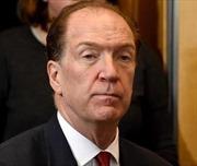 Ông David Malpass là ứng cử viên duy nhất được đề cử vào chức Chủ tịch WB