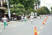 Giải chạy 'Cộng đồng chạy vì tương lai – SeABank Run For The Future'