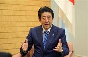 Thủ tướng Nhật Bản trả lời phỏng vấn TTXVN: 'Tôi rất muốn làm sâu sắc hơn nữa quan hệ hai nước'