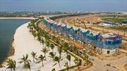 Thành phố biển hồ Vinhomes Ocean Park