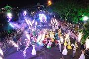 Đà Nẵng cuồng nhiệt trong Carnival đường phố DIFF 2019 tối 16/6