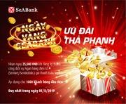 Hàng nghìn quà tặng trong ngày vàng khuyến mại tại SeABank