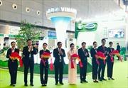 Vinamilk tạo ấn tượng trong sự kiện giới thiệu sản phẩm sữa Việt Nam tại Trung Quốc