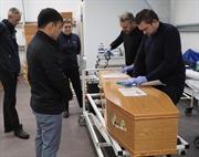 Hoàn thành tiếp nhận và hồi hương thi thể 39 nạn nhân tử vong tại Anh