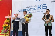 Vinamotor K6 ra mắt khách hàng miền Nam