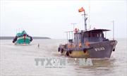Bộ Tư lệnh Vùng Cảnh sát biển 3 cứu nạn thành công 9 ngư dân trên biển